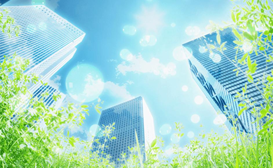 環境にやさしい発電システム